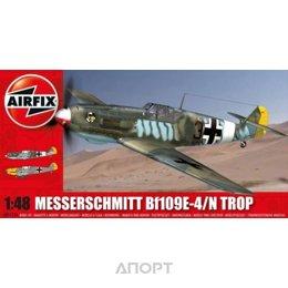 Airfix Истребитель Messerschmitt Bf109E- тропический (AIR05122A)