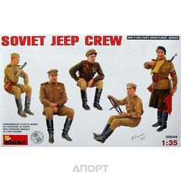MiniArt Советский экипаж джипа (MA35049)