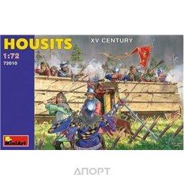 MiniArt Восстание гусситов (Чехия) XV век, поле боя (MA72010)