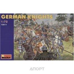 MiniArt Немецкие рыцари XV в. (MA72011)
