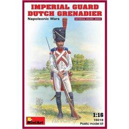 MiniArt Голландский гренадер императорской гвардии (MA16018)