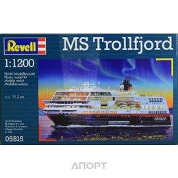 Revell MS Trollfjord (Hurtigruten);1:1200 (RV05815)