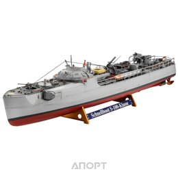Revell Катер Speed Boat/Fast Attack Craft & Flak Armament 1:72 (RV05002)