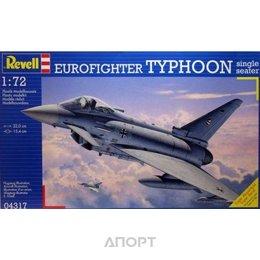 Revell Многоцелевой истребитель Еврофайтер Тайфун. (RV04317)