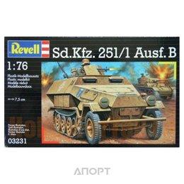 Revell Полугусеничный бронетранспортер Sd. Kfz. 251/1 Ausf.B. (RV03231)