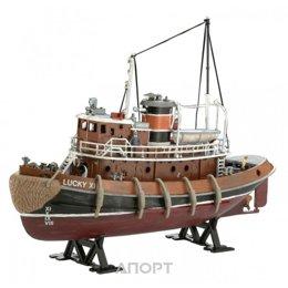 Revell Портовый буксир Harbour Tug Boat 1:108 (RV05207)