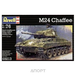 Revell Танк M24 Chaffee (Чаффи). (RV03213)