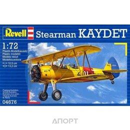 Revell Учебно-тренировочный самолет Stearman PT-13D Kaydet. (RV04676)