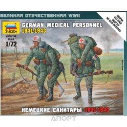 ZVEZDA Немецкие санитары 1941-1943 / German medical personnel 1941-1943 (ZVE6143)