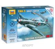 Фото ZVEZDA Советский истребитель Як-3 1:48 (ZVE4814)