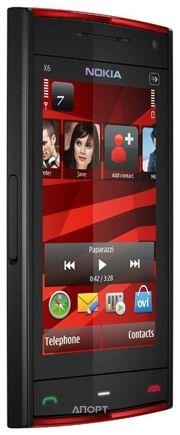 Фото Nokia X6 16Gb