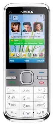 Фото Nokia C5-00 5MP