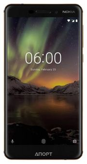 Фото Nokia 6 (2018) 4/64Gb
