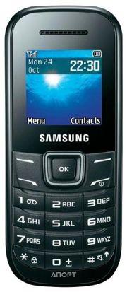 Фото Samsung GT-E1200