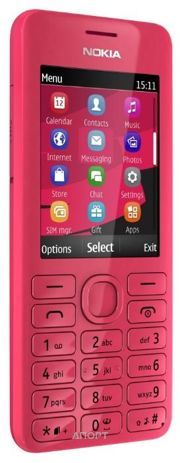 Фото Nokia Asha 206 Dual Sim
