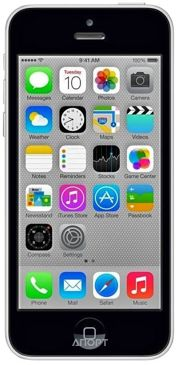 Фото Apple iPhone 5C 32GB White