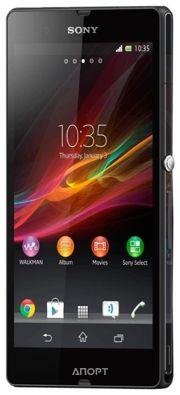 Фото Sony Xperia Z LTE C6603
