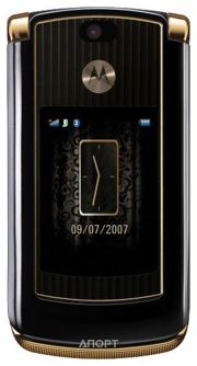 Фото Motorola RAZR2 V8 Luxury Edition