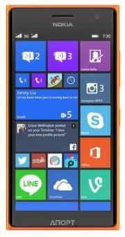 Фото Nokia Lumia 730 Dual Sim