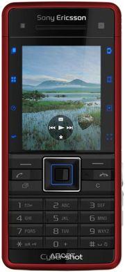 Фото Sony Ericsson C902i