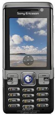 Фото Sony Ericsson C702i