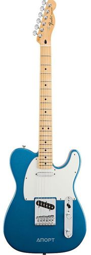 Фото Fender Standard Telecaster MN