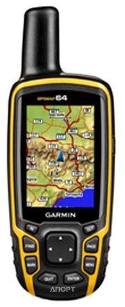 Фото Garmin GPSMAP 64