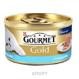 Gourmet Gold паштет с тунцом 0,085 кг