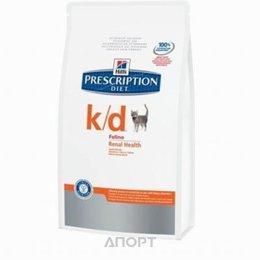 Hill's Prescription Diet Feline k/d 0,4 кг
