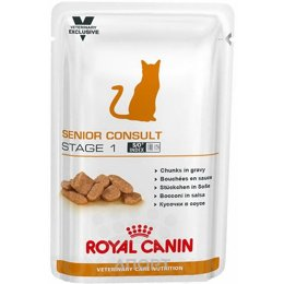 Royal Canin Senior Consult Stage 1 WET 0,1 кг