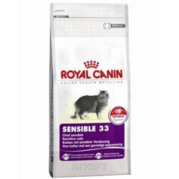 Royal Canin Sensible 33 0,4 кг
