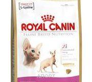 Фото Royal Canin Sphynx 33 Adult 0,4 кг