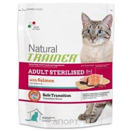 Trainer Natural Adult Sterilised Salmon 1,5 кг