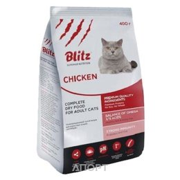 Blitz Adult Cats Chicken (курица) 400 г