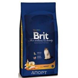 Brit Premium Cat Adult Chicken 0,3 кг