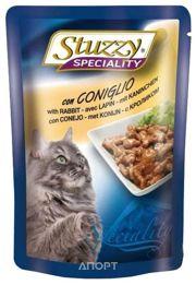Фото Stuzzy Speciality консервы для кошек с кроликом 100 гр
