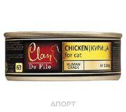 Фото Clan De File с курицей 100 г