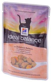 Фото Hill's Ideal Balance Аппетитный Лосось 0,85 кг