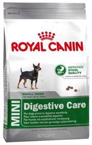 Фото Royal Canin Mini Digestive Care 10 кг