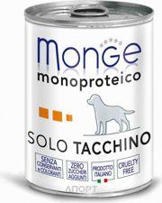 Фото Monge Monoproteico Solo Паштет из индейки 400 г