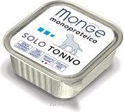 Фото Monge Monoproteico Solo Паштет из тунца 150 г