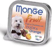 Фото Monge Fruit Консерва утка с апельсином 100 г