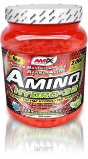 Фото Amix Amino Hydro-32 550 tabs