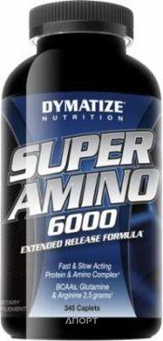 Фото Dymatize Super Amino 6000 345 caps