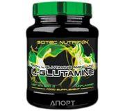 Фото Scitec Nutrition L-Glutamine 600g