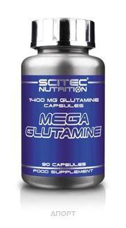 Фото Scitec Nutrition Mega Glutamine 90 caps