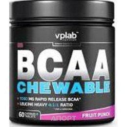 VPLab BCAA Chewable 60 tabs