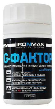 Фото Ironman G-Фактор 60 caps