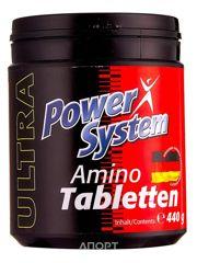 Фото Power System Amino tabletten 220 tabs