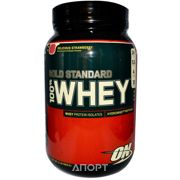 Фото Optimum Nutrition 100% Whey Gold Standard 907-940 g